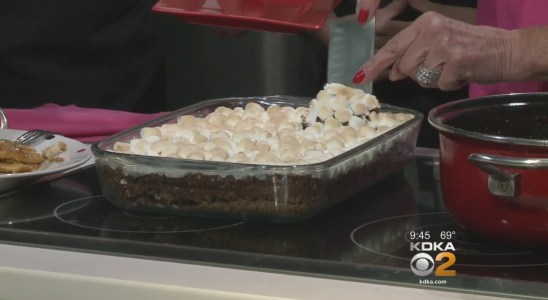 Rania's Recipes: Chicken & Waffles, S'Mores Brownies (Part 2)