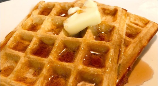 Homemade Waffles Recipe 3 Ways | Southern Sassy Mama
