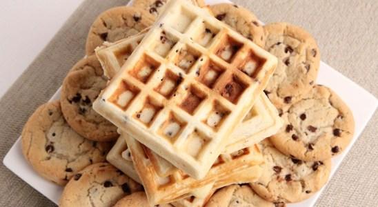 Cookie Dough Waffles | Episode 1036