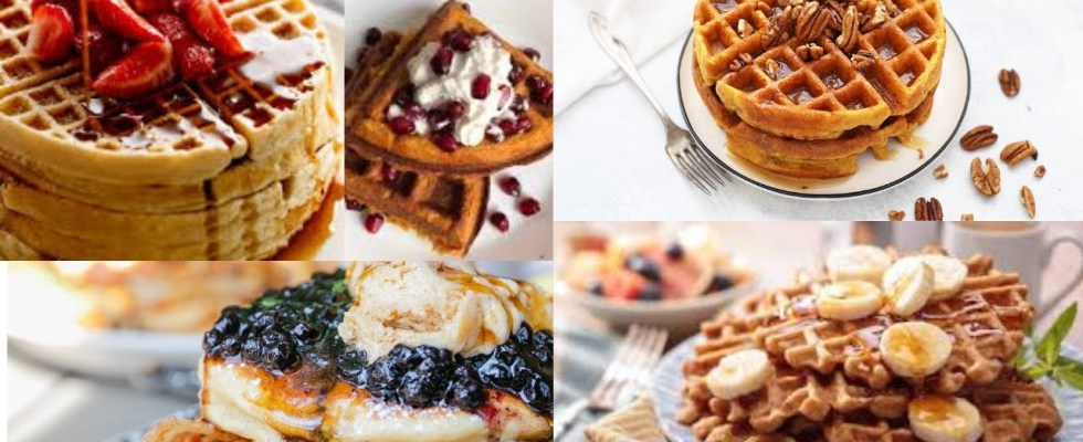 Home Made Waffle's l Classic Waffles Recipe l 2020