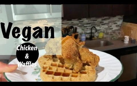 Easy Vegan Chicken and Waffles Recipe | How to
