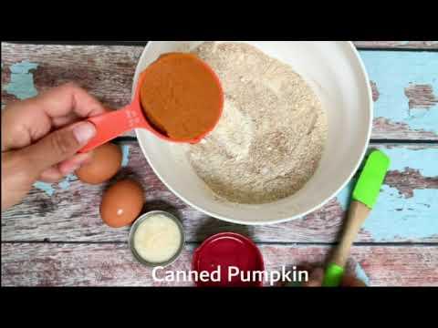 PALEO PUMPKIN WAFFLES RECIPE (dairy-free, gluten-free, grain-free)