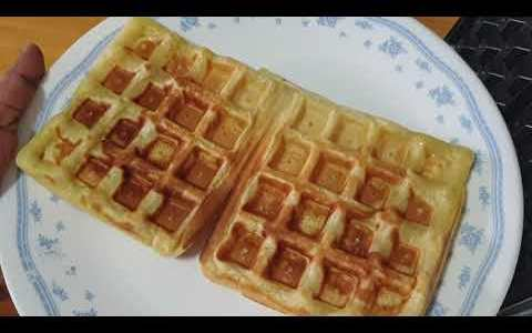 Waffle Recipe in Tamil | How to make Waffles |Thanjavur Samayal