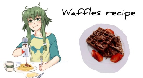 Easy waffles recipe in 2 minutes so delisious and enjoyable