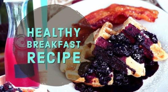 Gluten Free Waffles & Pancake Recipe