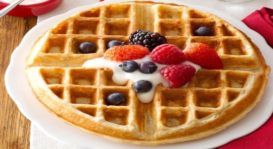 How To Make Keto Waffles Recipe