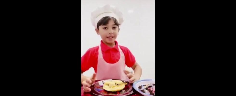 How to Make Perfect Homemade Waffles. Homemade Waffles Recipe for kids.