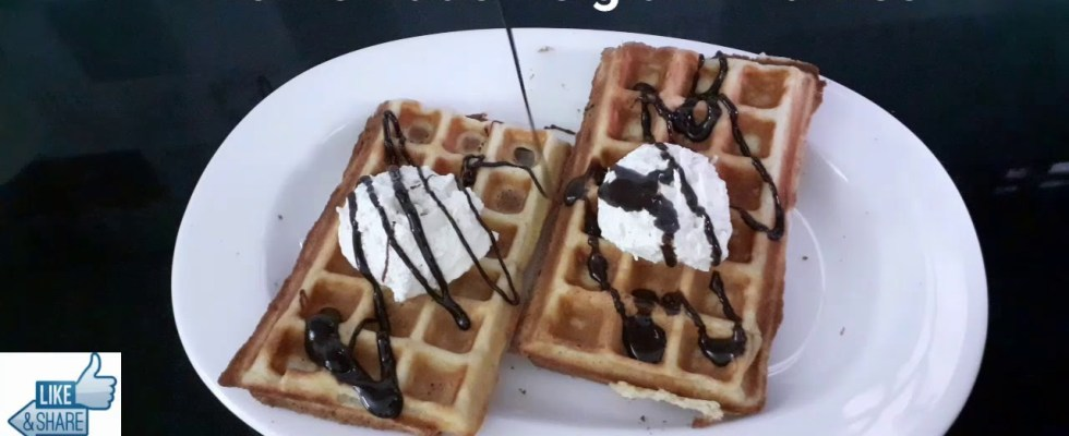 #Shorts #waffles Recipe #homemade Belgian Waffles #hahasumi Kitchen #Belgian Waffles recipe