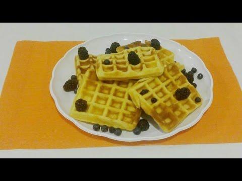 Homemade Waffles Recipe | Episode 141