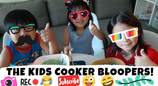 The Kids Cooker Bloopers | Waffle Recipe Gone Wrong | Kids Cooking | Kids Bloopers |