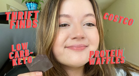 DAY IN LIFE / THRIFT FINDS / LOW CARB / KETO / PROTEIN WAFFLES RECIPE / LOW CARB WAFFLES / COSTCO