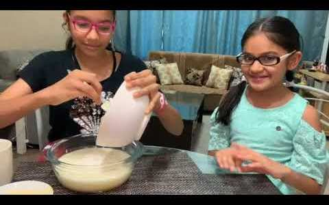 Mother's Day Special #Easy Waffle Recipe