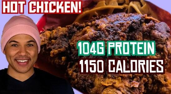 Nashville Hot Fried Chicken Recipe | Protein Waffles Recipe