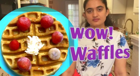 classic waffle recipe    breakfast recipes    let's we share