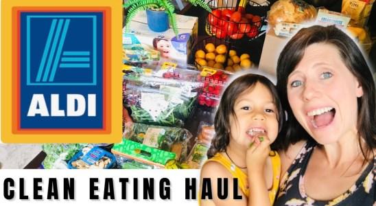ALDI HEALTHY HAUL + *Healthy Waffle Recipe*
