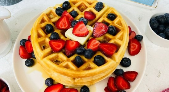 Cookery | How to Make the Best Belgian Waffles | Easy Waffle Recipe