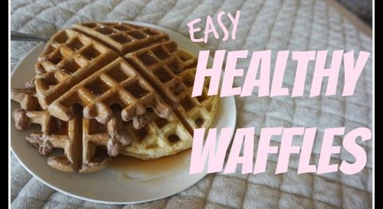 HEALTHY WAFFLES! 1 Carb Recipe IIFYM