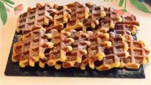 Homemade Waffles Easy Recipe