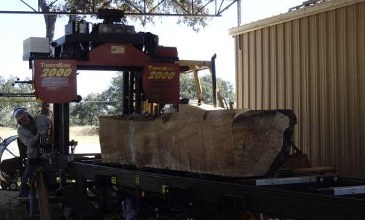 Sawmill Rough Cut