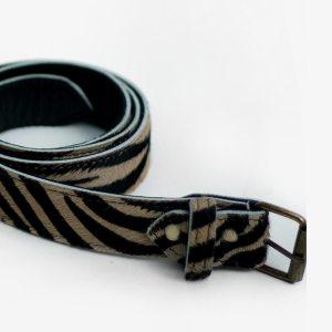 Wagapé ceinture zebre