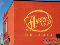 Harry's Detroit Bar, Detroit, MI - Photography Copyright Robert Hartwig 2013