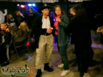Zombie Party, Dundee, MI - Copyright Robert Hartwig 2013, wagarob.wordpress.com