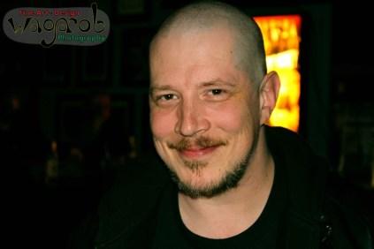 Joe Bieringer, Token Lounge - Copyright Robert Hartwig 2013, wagarob.wordpress.com