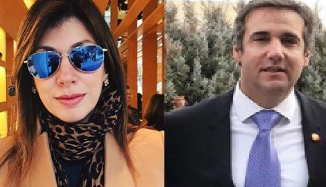Image result for lauren shusterman wedding to michael cohen