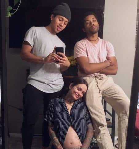 Javie Young White Top Facts About Kehlanis Baby Daddy