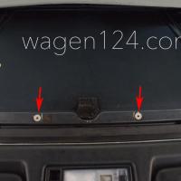 W124 W201 Schiebe-Hub-Dach Instandsetzung