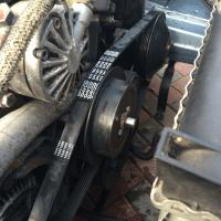 W124 W201 W123 Riemenspanner erneuern am M102 (1.8/2.0/2.3)