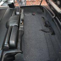 Stoßdämpfertausch hinten am A124 Cabrio