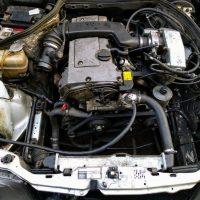Zylinderkopfdichtung wechseln E220T M111