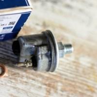 Defekte Öldruckanzeige W124 M111 E220T