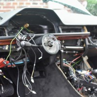 W124 Aussentemperaturanzeige nachrüsten SA240