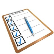 Checkliste Stempelwagenheber