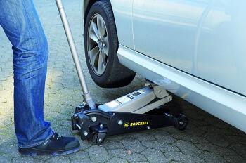 Wagenheber für SUVs - Rodcraft RH290