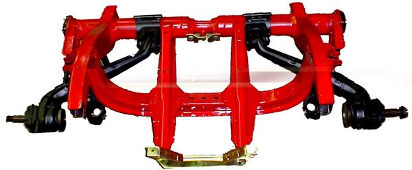 kit shown on a torsion housing