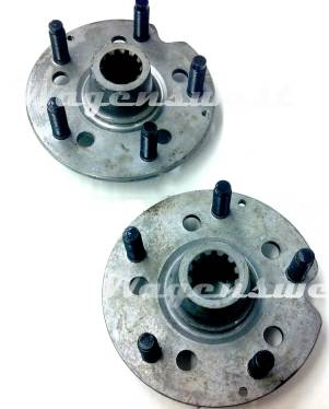 "1971-79 Bay bus rear hubs ""bolt pattern machine service"" -0"