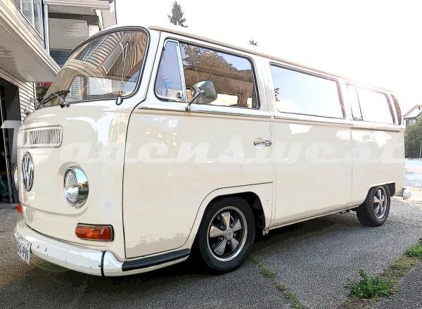 "1968-79 VW bus lowering kit, the ""slam bay special""-557"