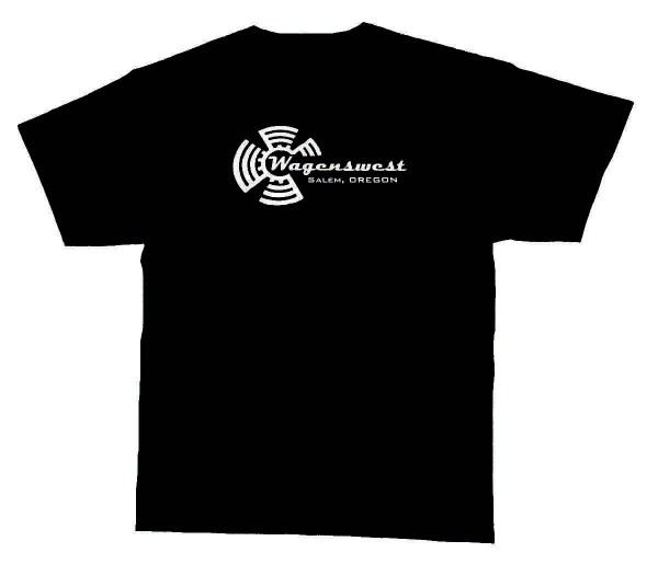 Wagenswest logo T shirt -0