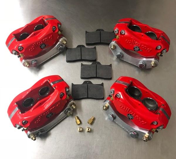 Wilwood calipers for 944 Porsche