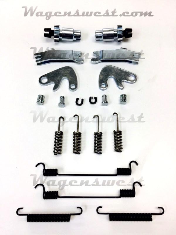 Wagenswest porsche 944 parking brake springs