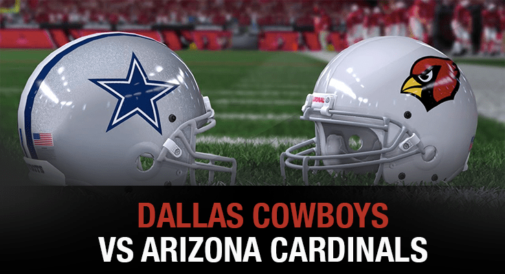 Image result for Dallas Cowboys vs. Arizona Cardinals