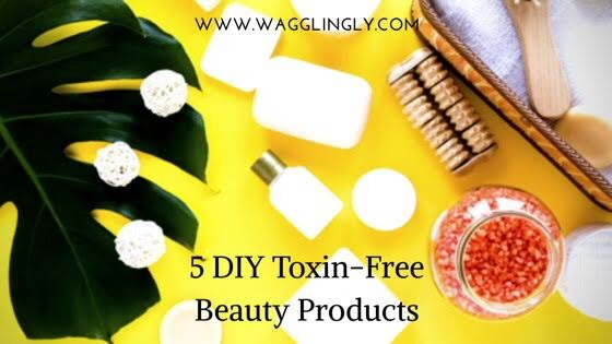 5 DIY Toxin-Free Beauty Products