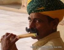 jodhpur fort music man