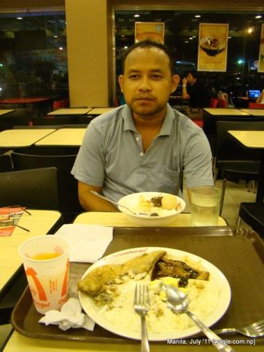 Manila food: Seangly from Cambodia
