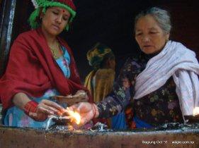baglung kalika temple dashain festival (10)