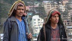 Nepali Porters of Shimla 7