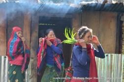 Women in Khabang Bagar